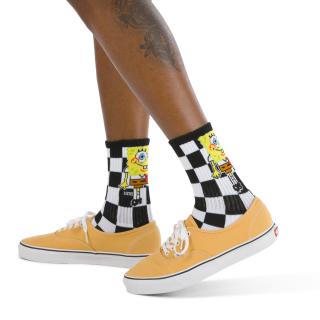 Vans X Spongebob Crew Socks 9.5-13 (42.5-47,1 pair)