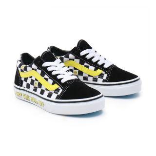 Kids Vans X Spongebob Old Skool Shoes (4-8 years)