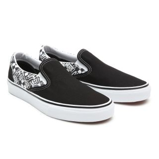 OFF THE WALL CLASSIC SLIP-ON SHOES