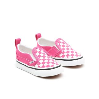 Toddler Checkerboard Classic Slip-On V Shoes (1-4 years)