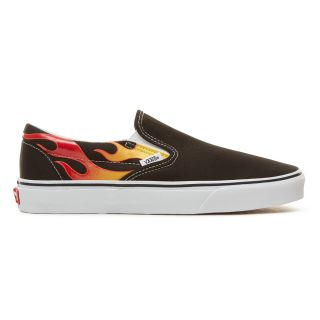 Flame Classic Slip-On Shoes