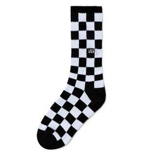 Kids Checkerboard Crew Socks (1 pair,31.5-38)