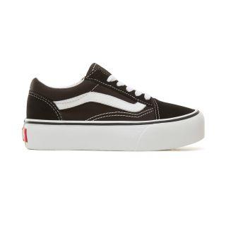Kids Old Skool Platform Shoes (4-8 years)