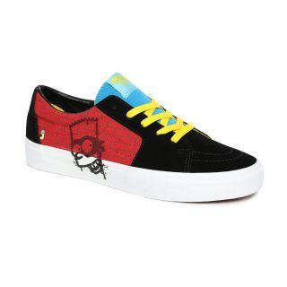 Vans X The Simpsons El Barto Sk8-Low Shoes