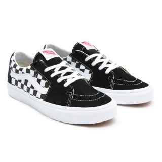 Canvas/Suede SK8-Low Shoes