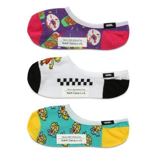 Vans X The Simpsons Family Canoodles (37-41,3 pairs)