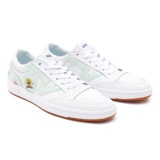 Vans X Spongebob Lowland CC Bubble Shoes