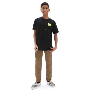Boys Vans X Spongebob Spotlight Pocket T-Shirt (8-14 years)
