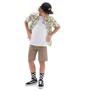 Boys Vans X Spongebob Imaginaaation T-Shirt  (8-14 years)