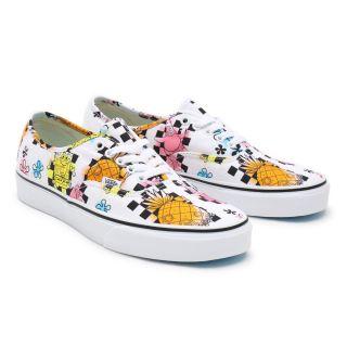 Vans X Spongebob Authentic Shoes