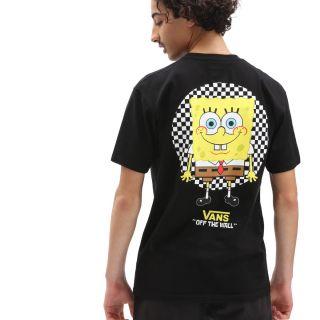 Vans X Spongebob  Spotlight Pocket T-Shirt