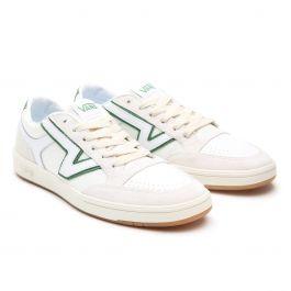 לבן / ירוק