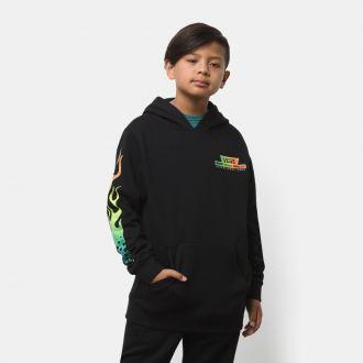 Boys Glow Flame Hoodie (8-14+ years)