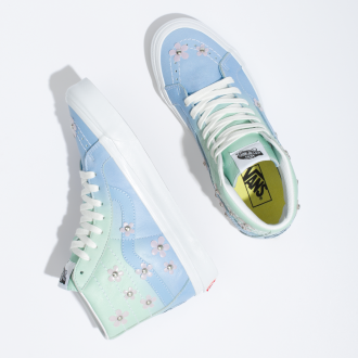 Sandy Liang for SpongeBob X Vans Sk8-Hi 38 DX Shoes Hover