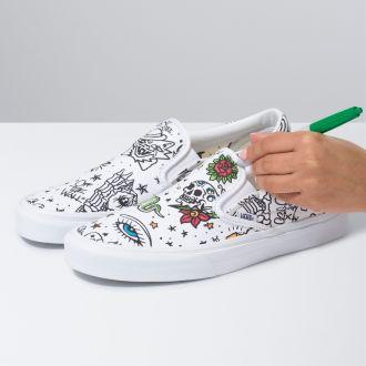 U-Color Classic Slip-On Shoes