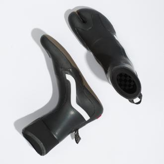 UA Surf Boot Hi ST 3mm Black/Black Hover