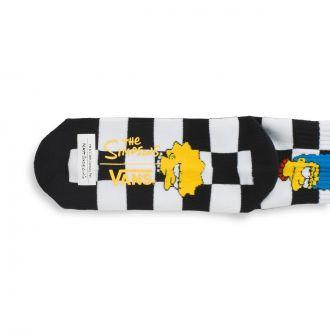 Vans X The Simpsons Crew Socks (38.5-42 ,1P) Hover