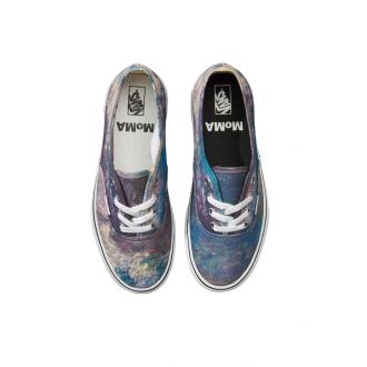Vans x MOMA Claude Monet Authentic Shoes