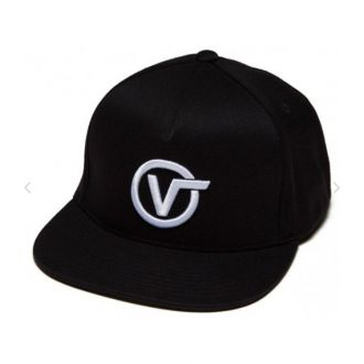 Distorted Snapback Hat