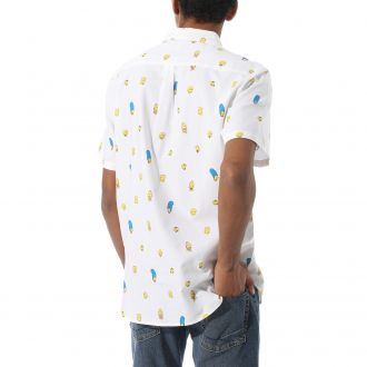 Vans X The Simpsons Houser Buttondown Shirt Hover