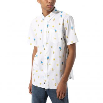Vans X The Simpsons Houser Buttondown Shirt