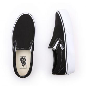 Classic Slip-On Platform Shoes Hover