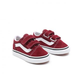 TODDLER OLD SKOOL VELCRO SHOES (1-4 YEARS)