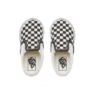 Toddler Checkerboard Slip-On Shoes (1-4 years) Hover