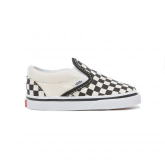 Toddler Checkerboard Slip-On Shoes (1-4 years)