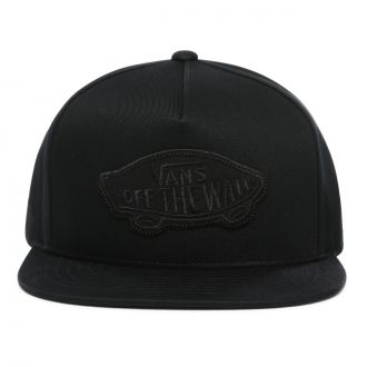 Classic Patch Snapback Hat