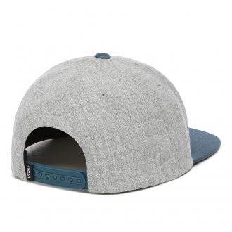 Classic Patch Snapback Hat Hover