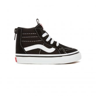 Toddler Sk8-Hi Zip Shoes