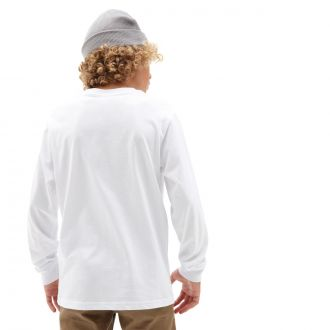 Boys Vans Classic Long Sleeve T-Shirt (8-14+ years) Hover