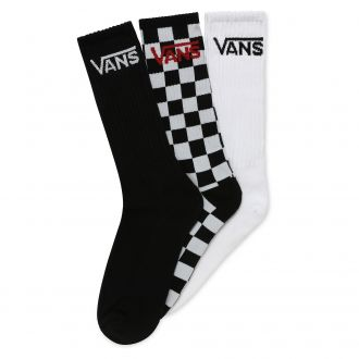 Classic Crew Socks (3 pairs,42.5-47)