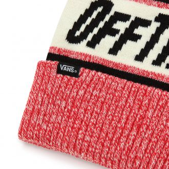 Off The Wall Pom Beanie Hover