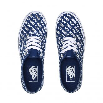 Logo Repeat Authentic Shoes Hover