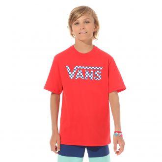 Boys Vans Classic Logo Fill T-shirt (8-14+ years)