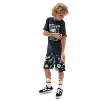 BOYS PRINT BOX T-SHIRT (8-14 YEARS) Hover