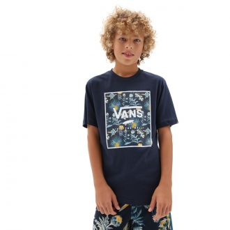 BOYS PRINT BOX T-SHIRT (8-14 YEARS)