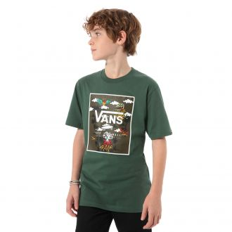 Boys Print Box T-Shirt (8-14+ years)