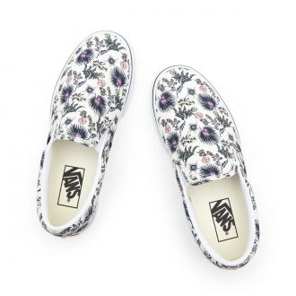 UA Classic Slip-On (PARADISE FLORAL) Hover