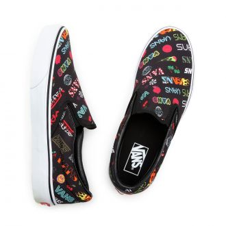 DISRUPTIVE CLASSIC SLIP-ON SHOES Hover