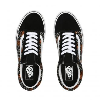 Tiger Floral Old Skool Shoes Hover