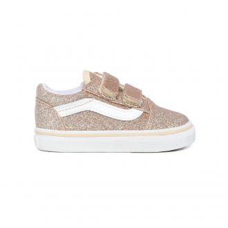 Toddler Glitter Old Skool V Shoes (1-4 years)