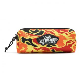BY OTW PENCIL POUCH FLAME CAMO