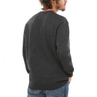 Basic Crew Fleece Sweater Hover