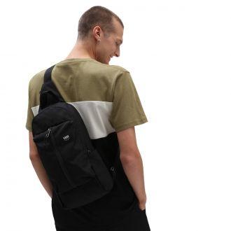 MN WARP SLING BAG Black Ripstop Hover
