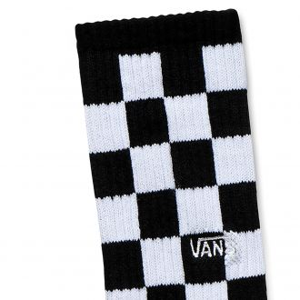 Kids Checkerboard Crew Socks (1 pair,31.5-38) Hover
