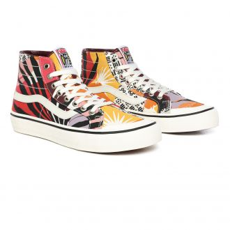Palm Floral Sk8-Hi 138 Decon Sf Shoes