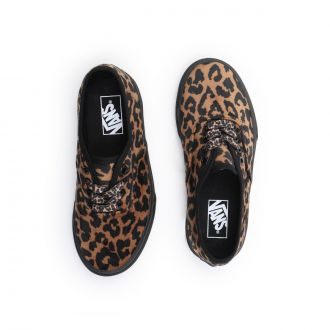 YOUTH LEOPARD FUR AUTHENTIC SHOES (8-14 YEARS) Hover